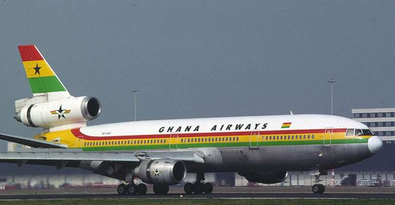 Kotoka International Airport Suffers Outage